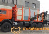 КамАЗ 43118 с VM10L74
