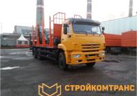 КамАЗ 6520 с ВелМаш VM10L74