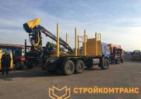 КамАЗ 65224 c МАЙМАН-110S