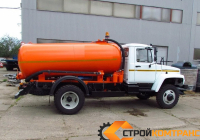 Вакуумная машина ГАЗ-33098