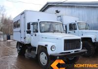 Вахтовый автобус ГАЗ 33088 (20 мест)