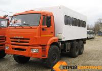 Вахтовый автобус КамАЗ 5350 (28 мест)