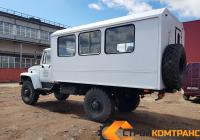 Вахтовый автобус ГАЗ 33081 Садко (15 мест)