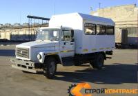 Вахтовый автобус ГАЗ 3309 (15 мест)