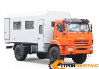 Вахтовый автобус КамАЗ 43502 (22 места)