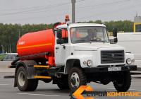 Вакуумная машина ГАЗ-33086 «Земляк»
