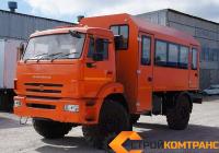 Вахтовый автобус КамАЗ 5350 (26 мест)