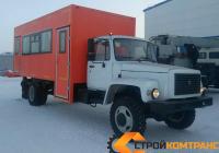 Вахтовый автобус ГАЗ 33086 Земляк (15 мест)